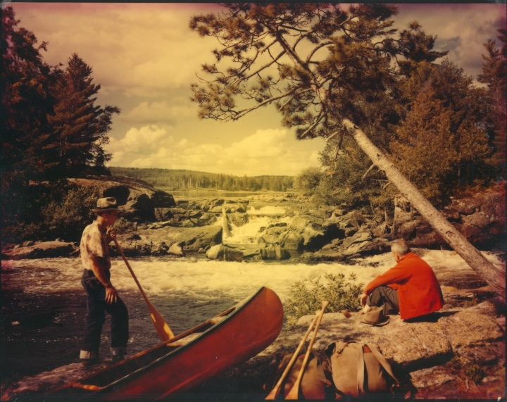 ready_to_portage_around_lower_basswood_falls_07_1961_5188003652